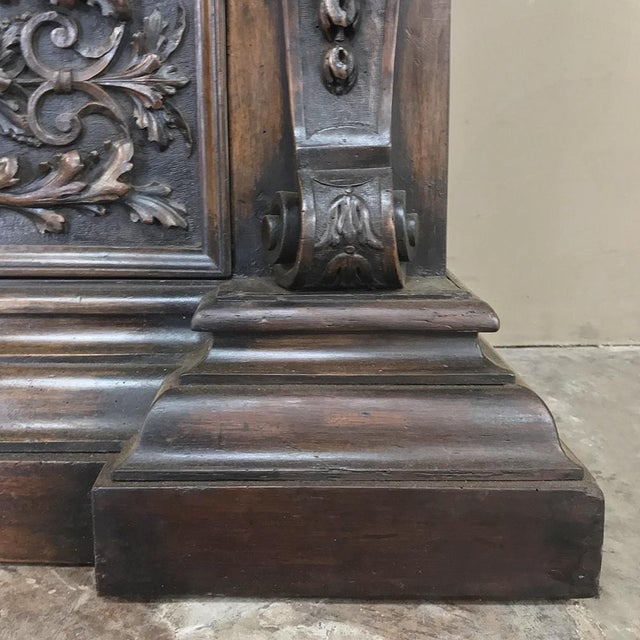 19th Century Italian Renaissance Commode For Sale - Image 11 of 13