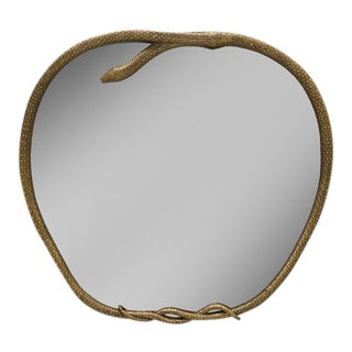 Serpentine II Mirror From Covet Paris For Sale