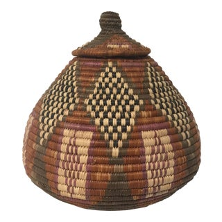 Zulu Handcrafted Baskets