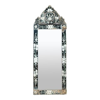 Antique Venetian Mirror For Sale