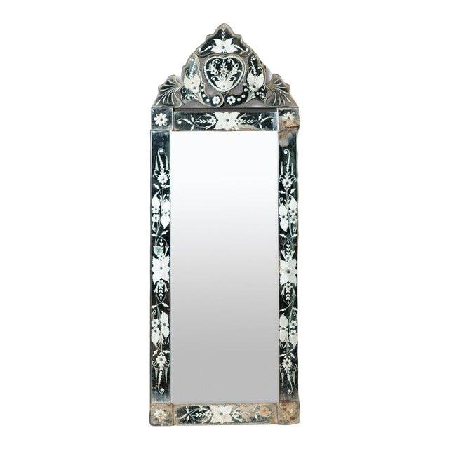 Antique Venetian Mirror For Sale