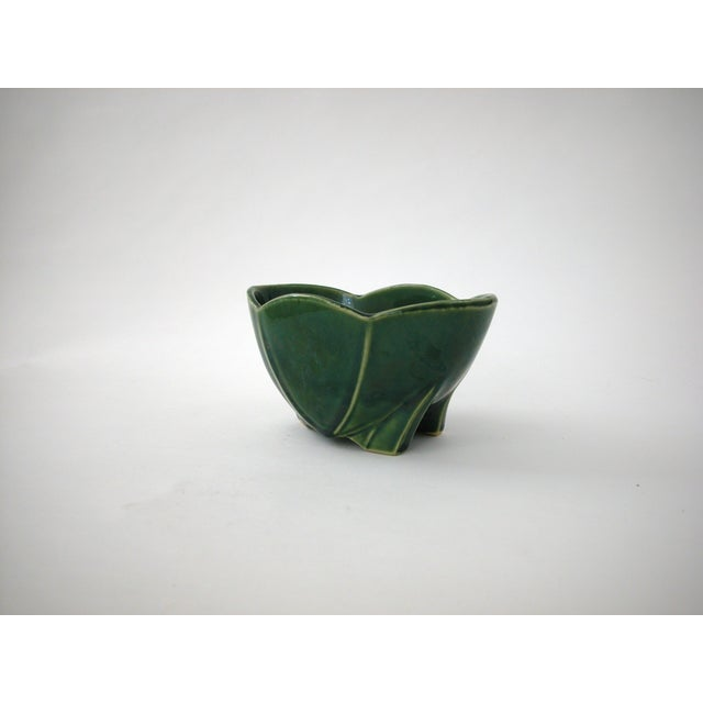 McCoy Green Pottery Vase - Image 7 of 10