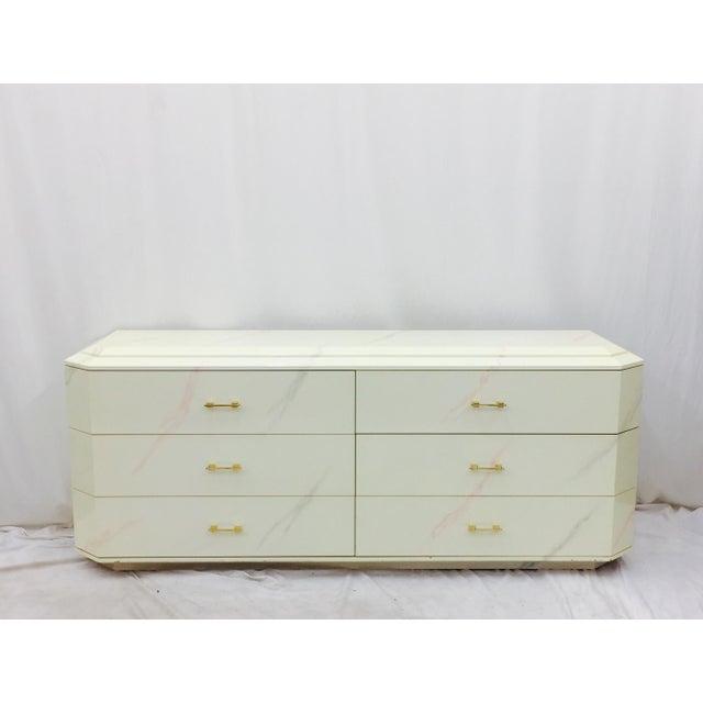 Vintage Modern Dresser by Elkins For Sale - Image 4 of 11