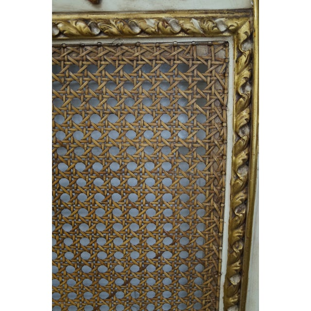 French Louis XV King Sized Headboard - Image 9 of 10