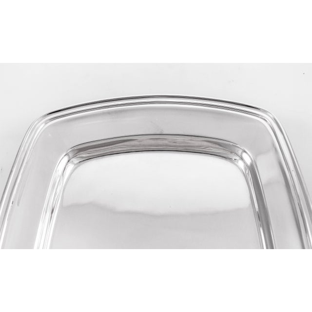 1910s Sterling Mary Chilton Tray For Sale - Image 5 of 8