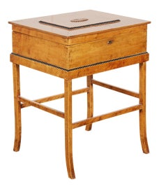 Image of Biedermeier Side Tables