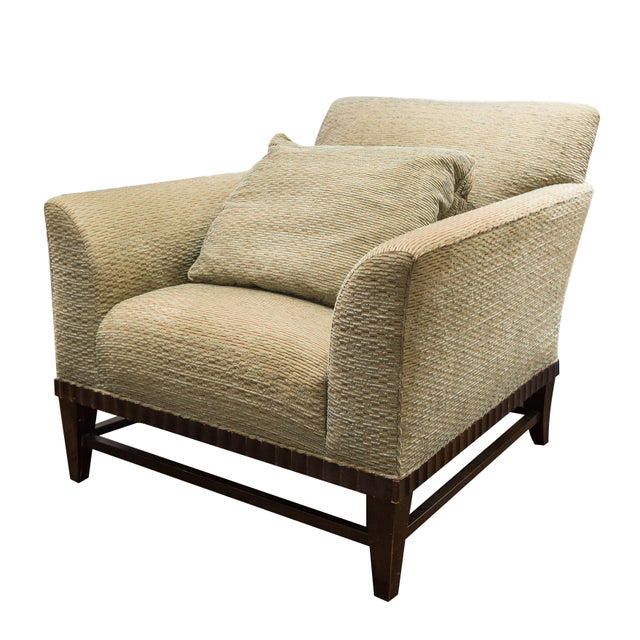 Barbara Barry for Baker Lounge Chair - Image 1 of 5