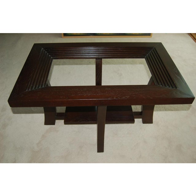Mid-Century Modern Paul Frankl for Brown Saltman Side Tables For Sale - Image 3 of 7