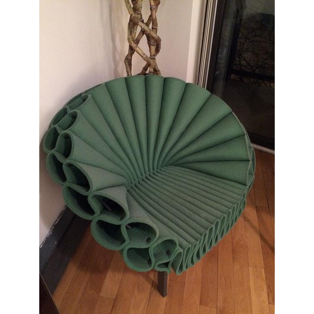 Contemporary Dror for Cappellini Italia Peacock Chair For Sale - Image 3 of 3