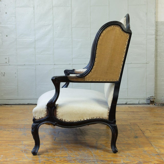 Unusual French, 19th Century Napoleon III Winged Bergere - Image 5 of 12