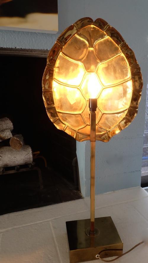 tortoise lighting. Casa Bique Brass Tortoise Back Light Floor Lamp - Image 4 Of 5 Lighting S