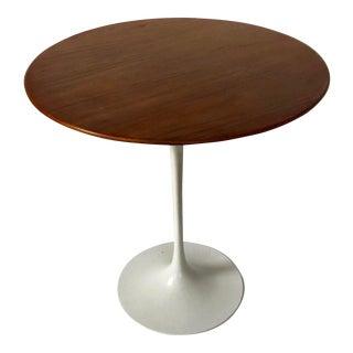 Knoll Saarinen Walnut Tulip Table