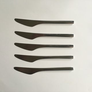 George Jensen Prism Stainless Knives - Set of 5 Preview