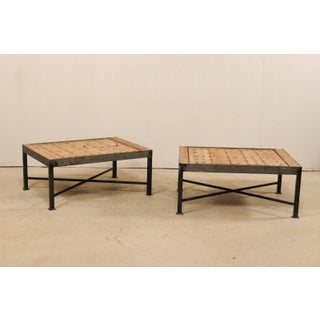18th Century Spanish Coffee Tables - a Pair Preview