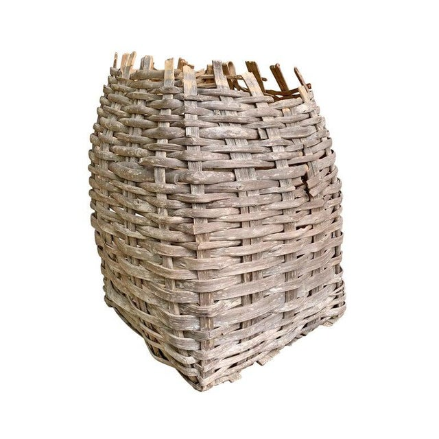 Large 19th Century American Nut Basket For Sale - Image 4 of 11