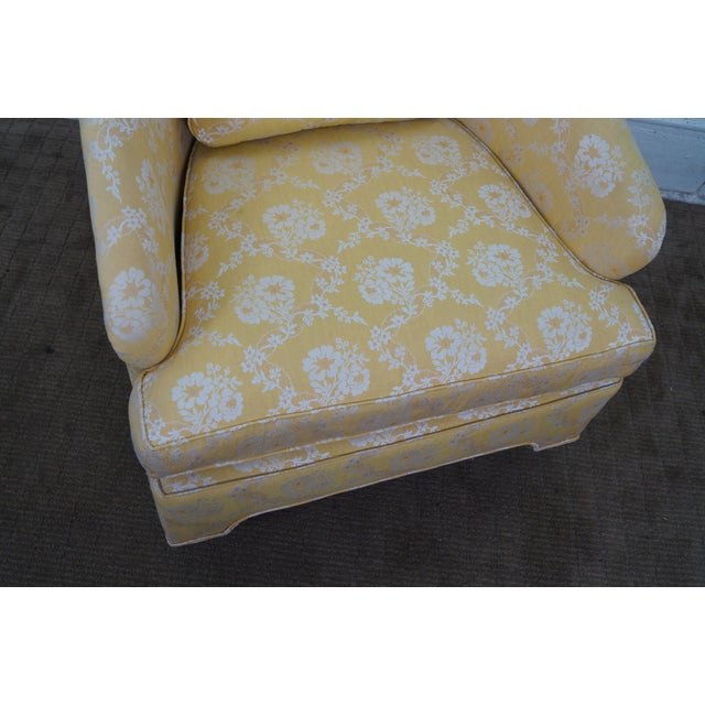 Mid-Century Barrel Back Lounge Chairs - Pair - Image 9 of 10