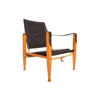Kaare Klint Safari Chair For Sale