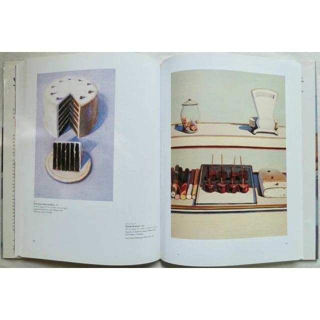 Portraiture Wayne Thiebaud Retrospective Book For Sale - Image 3 of 8