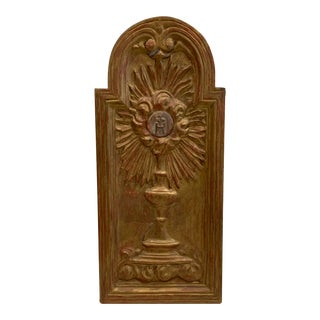 18th Century Tabernacle Door Fragment For Sale
