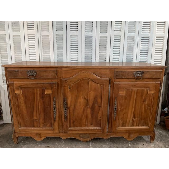 18th Century French Provincial Buffet For Sale - Image 9 of 9
