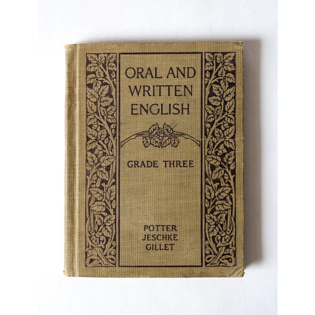 """1920s """"Oral and Written English"""" School Book For Sale - Image 9 of 9"""
