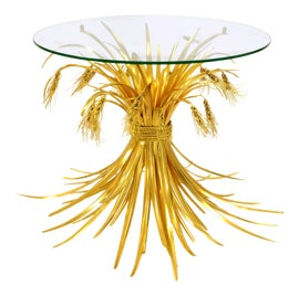Image of Glass Gueridon Tables