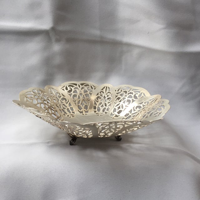International Silver Company Loveland Footed Bowl - Image 3 of 7
