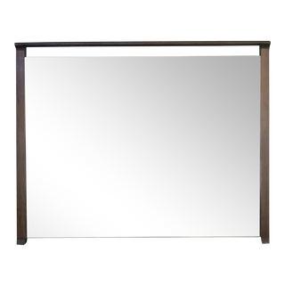 1960s John Van Koert for Drexel Wall Mirror For Sale