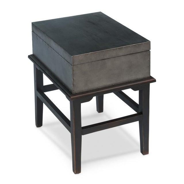 Sarreid Ltd. Afellay Side Table - Image 4 of 6