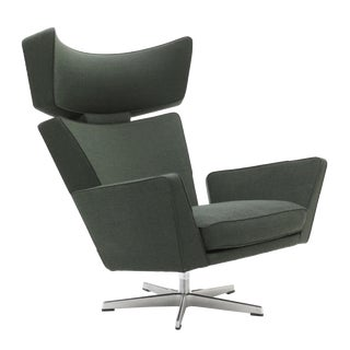 Arne Jacobsen Ox Oksen Lounge Chair For Sale