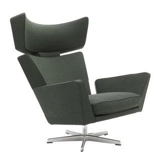 Arne Jacobsen Ox Oksen Lounge Chair For Sale