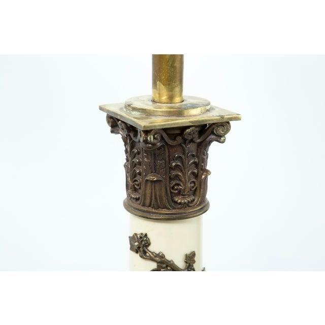 Stiffel Set of Hollywood Regency Stiffel Lamps For Sale - Image 4 of 7