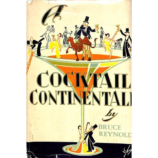 Cocktail Continentale For Sale