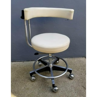 Vintage Dentsply Medical Doctor Dental Chair Stool Preview