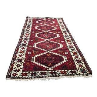 Nomad Anatolian Handmade Runner Rug - 6′ × 8′10″