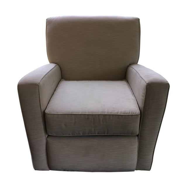 Classic Glider Recliner Club Chair - Image 1 of 11