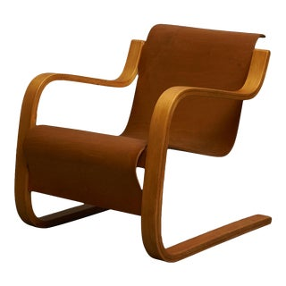 Alvar Aalto Cantilever Chair Model 31 For Sale