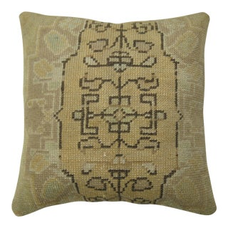 Vintage Oushak Pillow For Sale