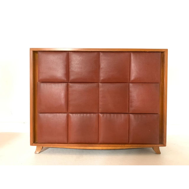 Gilbert Rohde for Herman Miller Three-Drawer Chest For Sale - Image 10 of 10