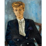 Image of Kirvay Portrait of a Young Man 1963 1962 For Sale