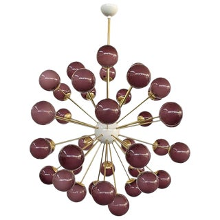 Nova Sputnik Chandelier by Fabio Ltd For Sale