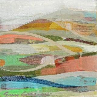 """Joie de Vivre no. 1"" Original Acrylic Painting by Erin Gregory For Sale"