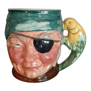 Pirate Toby Mug For Sale