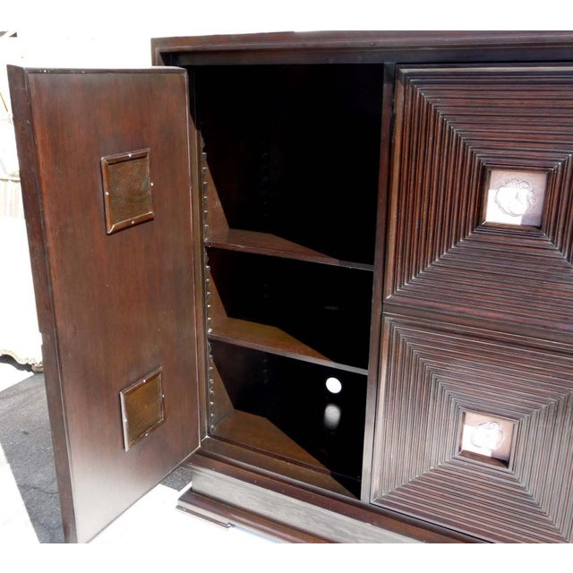 Entertainment Cabinet Styled After Maxine Old - Image 9 of 10