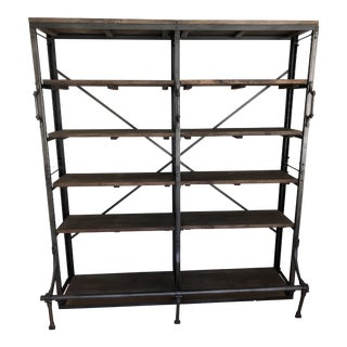 Restoration Hardware Library Shelf