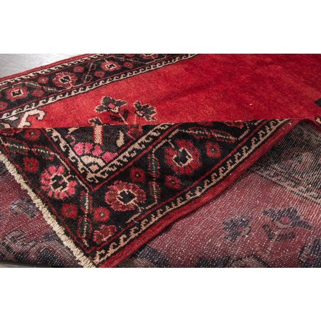 """Apadana - Vintage Persian Rug, 4'4"""" X 6'7"""" - Image 3 of 7"""