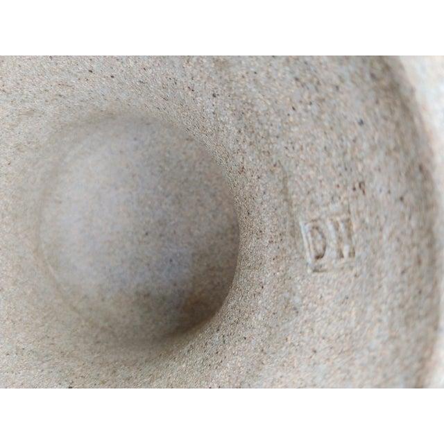 Daric Harvie Ceramic Bird Vessel Sculpture For Sale - Image 9 of 10
