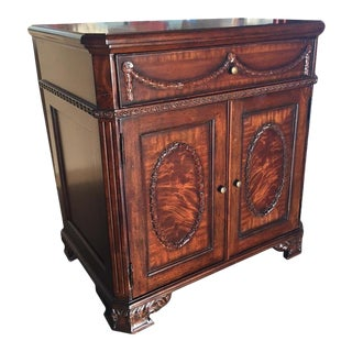 Nightstand Double Size Cameo Swags Traditional For Sale
