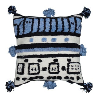 Contemporary Moroccan Pillow Sham For Sale