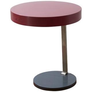 Bauhaus Christian Dell Kaiser Idell Adjustable Desk Lamp For Sale
